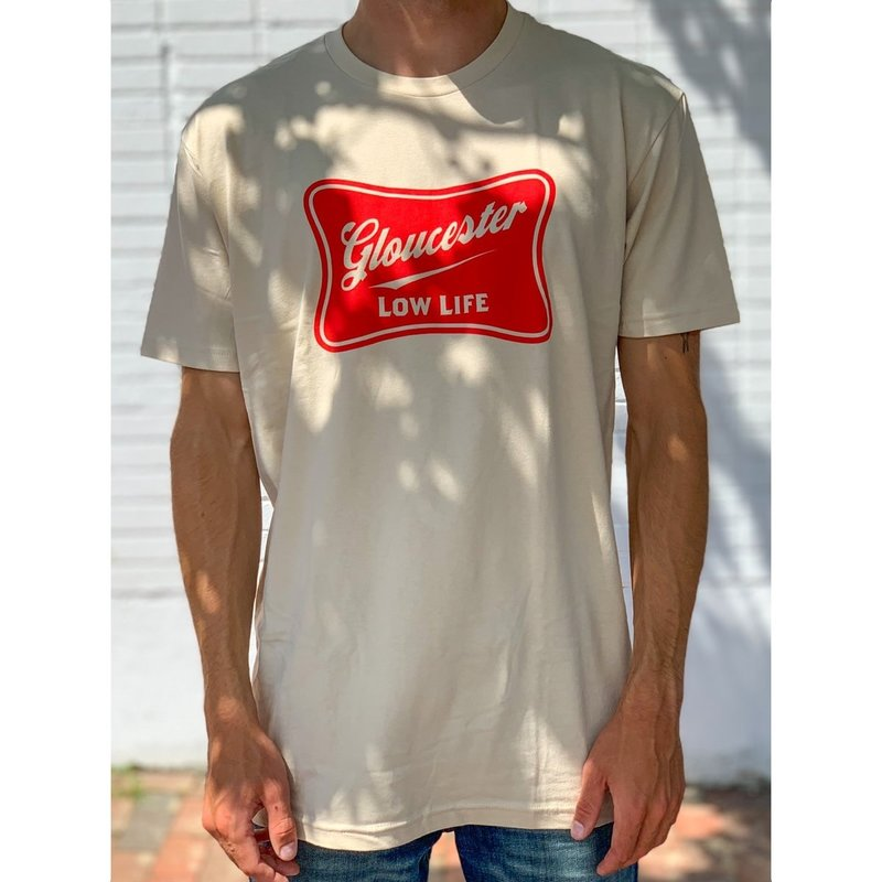 Surfari Surfari Gloucester Low Life T-shirt