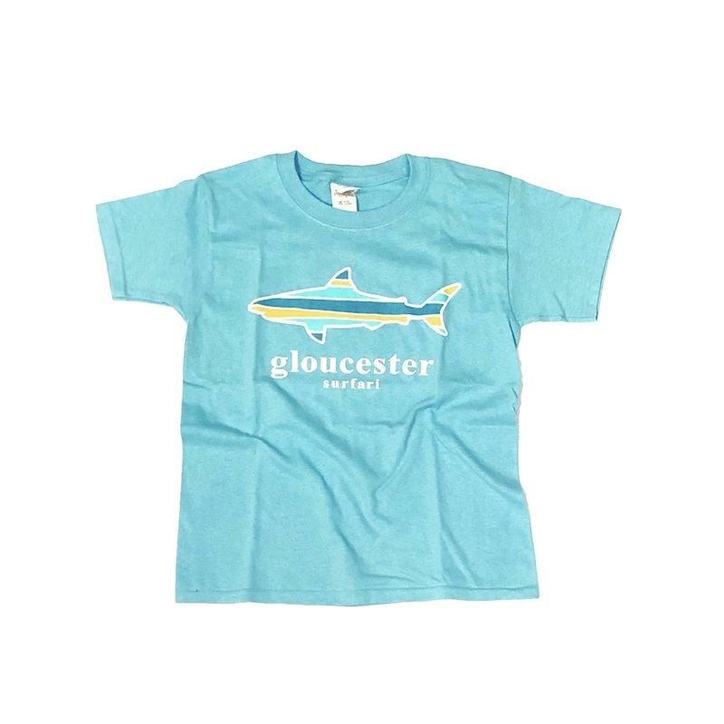 Surfari Surfari Shark Ridge Youth T-shirt