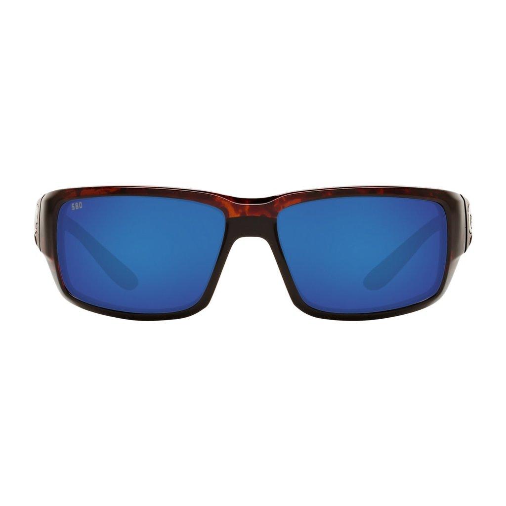 Costa Costa Fantail Blue Mirror 580G Tortoise Frame