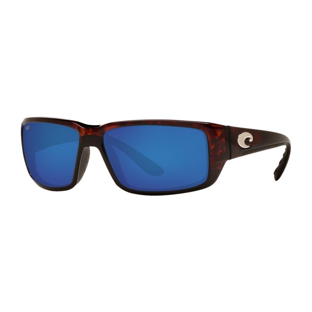 Costa Costa Fantail Tortoise Frame w/Blue Mirror 580G