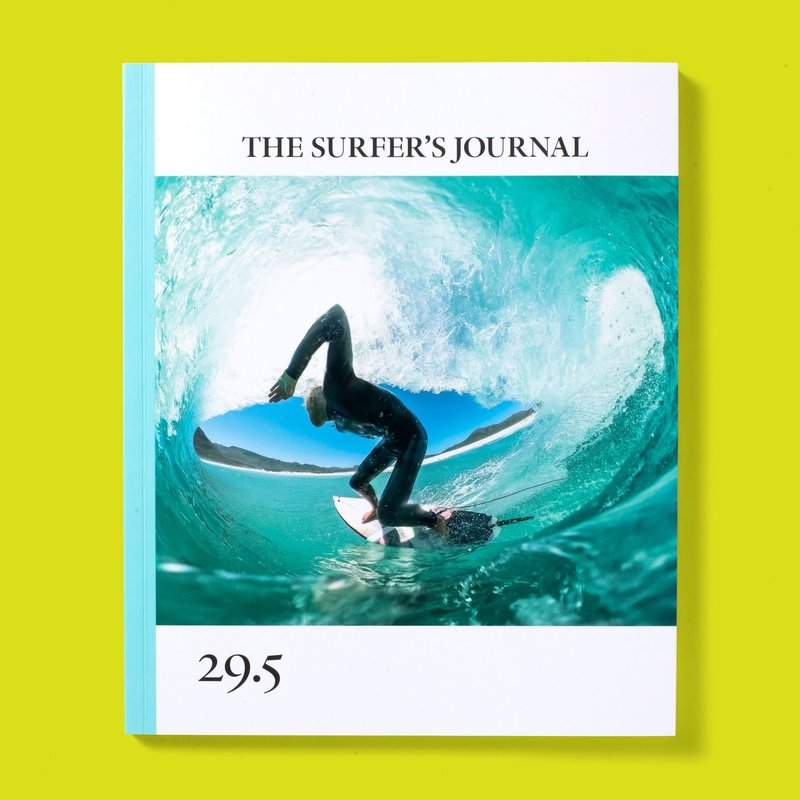 Surfers Journal The Surfer's Journal Issue 29.5 October/November 2020