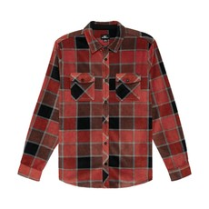 O'Neill O'Neill Boys Glacier Plaid Flannel