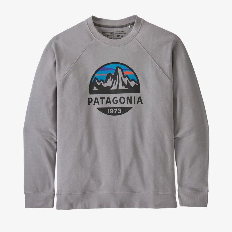 Patagonia Patagonia Men's Fitz Roy Scope Organic Crew Sweatshirt