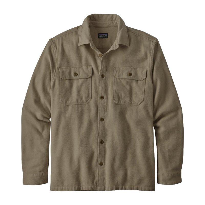 Patagonia Patagonia Men's L/S Natural Dye Fjord Flannel Shirt