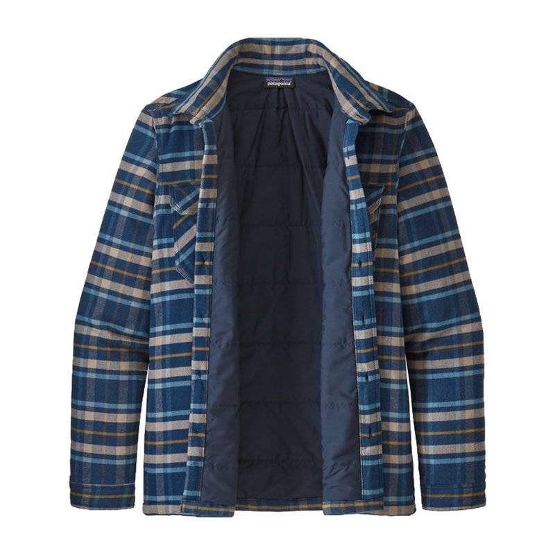 Patagonia Patagonia Men's Insulated Fjord Flannel Jacket