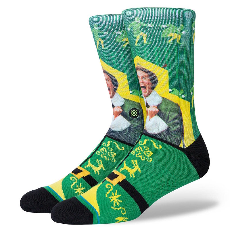 Stance Stance I Know Him Sock Green L