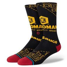 Stance Stance Kikkoman Sock Black L