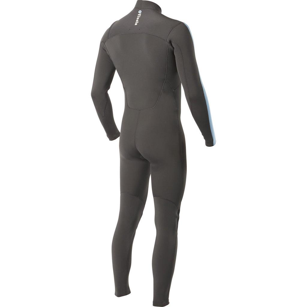 Vissla Vissla 7 Seas Gadoo 4/3mm Full Suit Charcoal