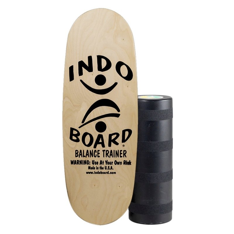 Indo Board Indo Board Pro Deck And Roller Natural