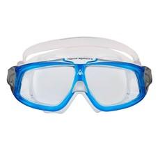 Aqua Sphere Aqua Sphere Seal 2.0 Swim Goggles Clear Lens / Light Blue + White