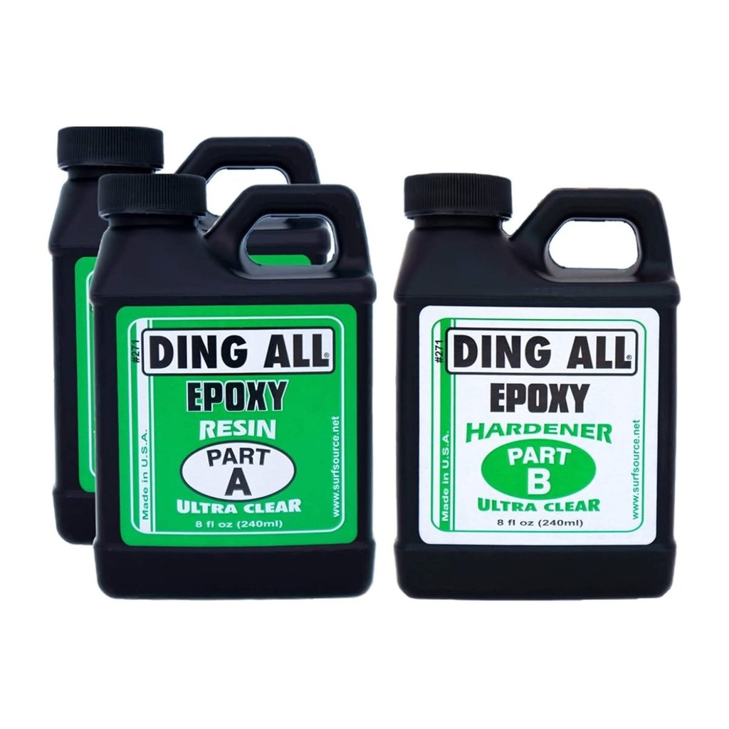 Ding All Ding All 24oz Epoxy Resin Kit