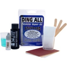 Ding All Ding All Standard Polyester Repair Kit