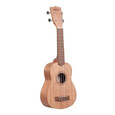 Kala Brand Music Co. Kala Burled Meranti Soprano Ukulele
