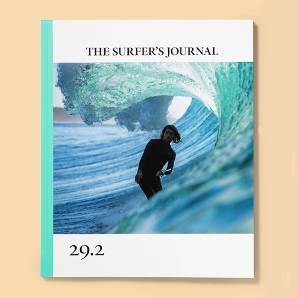 Surfers Journal The Surfer's Journal Issue 29.2 April/May 2020