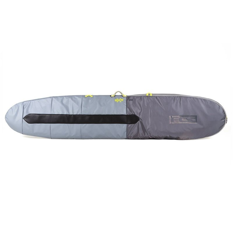 """FCS FCS 8'6"""" Day Long Board Cover Cool Grey"""