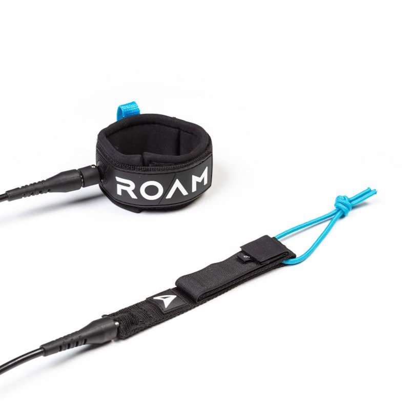 Roam Roam 6' Comp Leash Black 6mm
