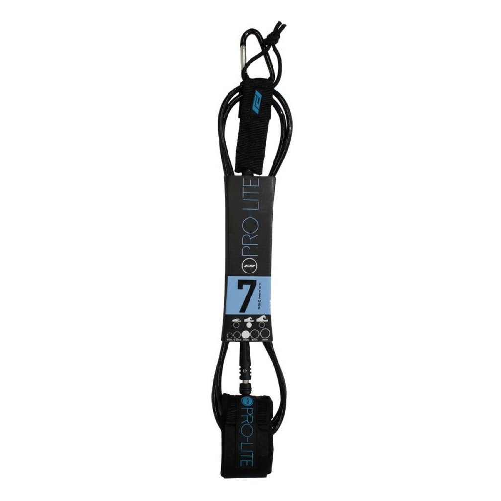 Pro-Lite Pro-Lite 7' Freesurf Leash 7mm Black