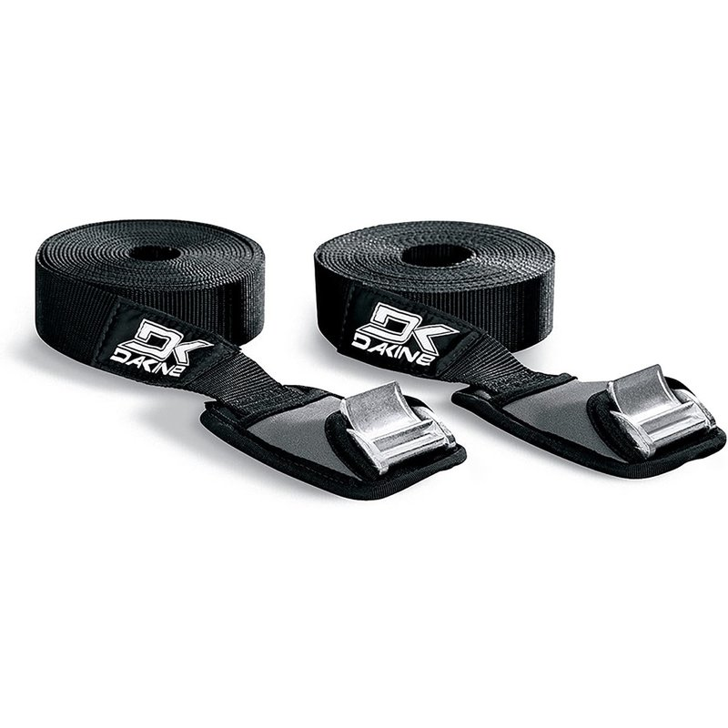 Dakine Dakine 12' Baja Tie Down Straps Black