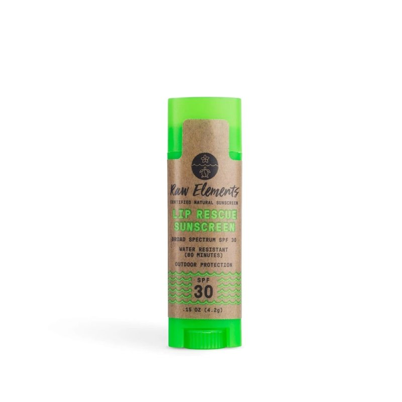 Raw Elements Raw Elements Lip Rescue SPF 30