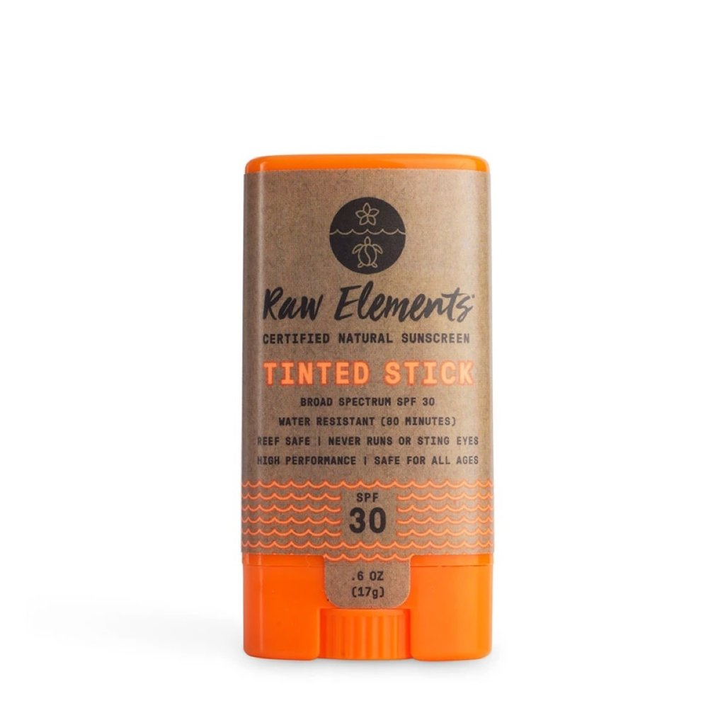 Raw Elements Raw Elements Tinted Face Stick SPF 30