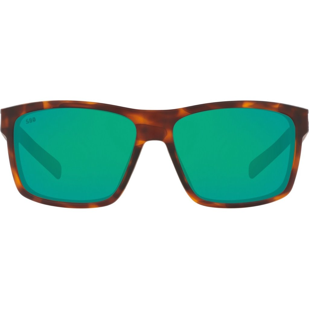Costa Costa Slack Tide Green Mirror 580G Matte Tortoise Frame