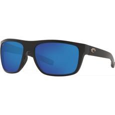 Costa Costa Broadbill Blue Mirror 580G Matte Black Frame