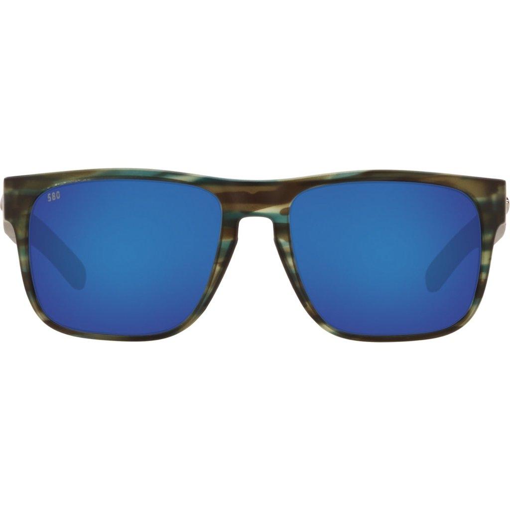 Costa Costa Spearo Blue Mirror 580G Matte Reef Frame