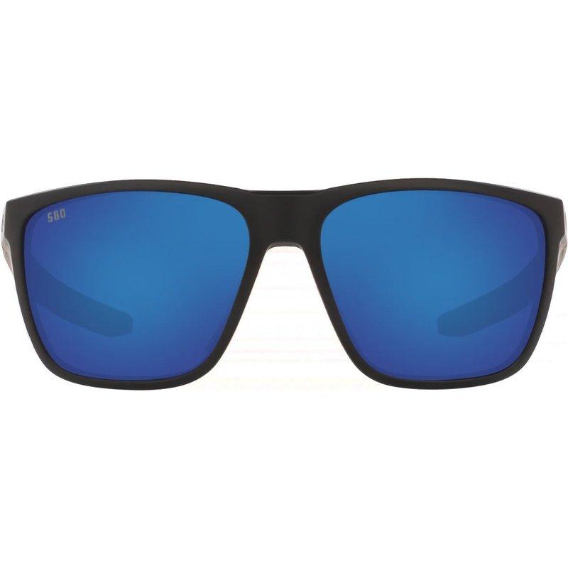 Costa Costa Ferg Blue Mirror 580G Matte Black Frame