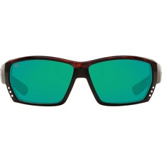 Costa Costa Tuna Alley Green Mirror 580G Tortoise Frame