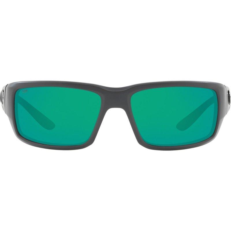 Costa Costa Fantail Green Mirror 580G Matte Gray Frame