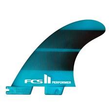 FCS FCS II Performer Neo Glass Small Tri Fins