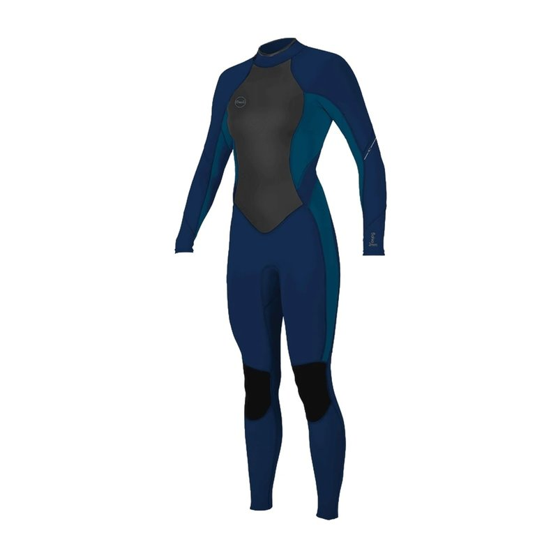 O'Neill O'Neill Women's Bahia 3/2mm Back Zip Full Wetsuit