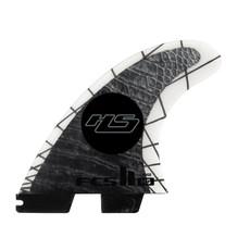 FCS FCS II Haden Shapes PC Carbon Medium Tri-Quad Fins