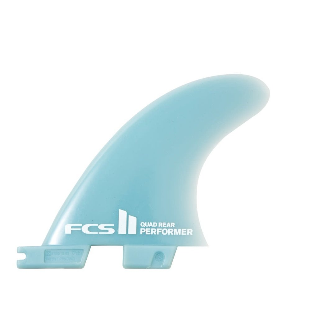 FCS FCS II Performer GF Medium Quad Rear Fins