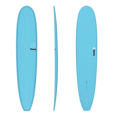 """Torq 9'6"""" Torq Longboard Pinline Blue"""