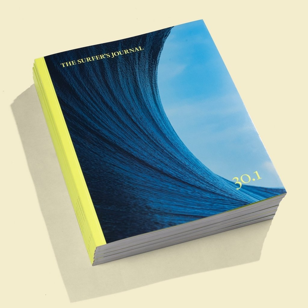 Surfers Journal The Surfer's Journal Issue 30.1 February/March 2021