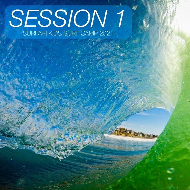 Surfari Surfari Kids Surf Camp Session 1