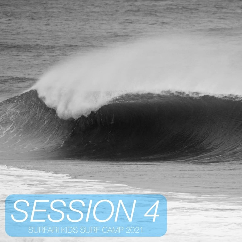 Surfari Surfari Kids Surf Camp Session 4