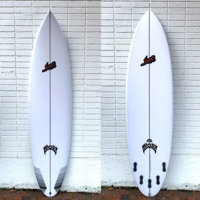 "...Lost Surfboards 7'0"" Lost Crowd Killer Round"