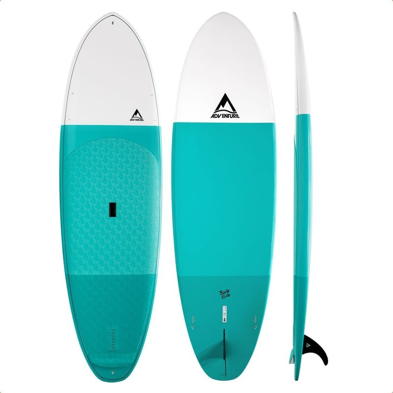 """Adventure Paddleboarding 10'0"""" Adventure Paddleboarding Sixty Forty MX Teal"""
