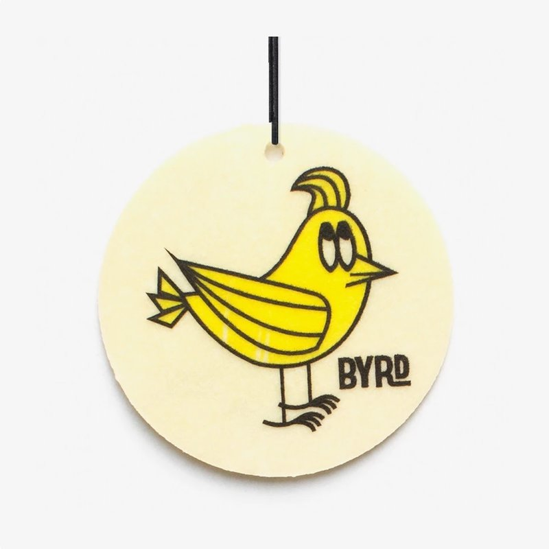 Byrd Byrd Air Freshner Echo Beach