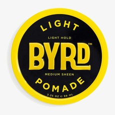 Byrd Byrd Light Pomade 3.35oz
