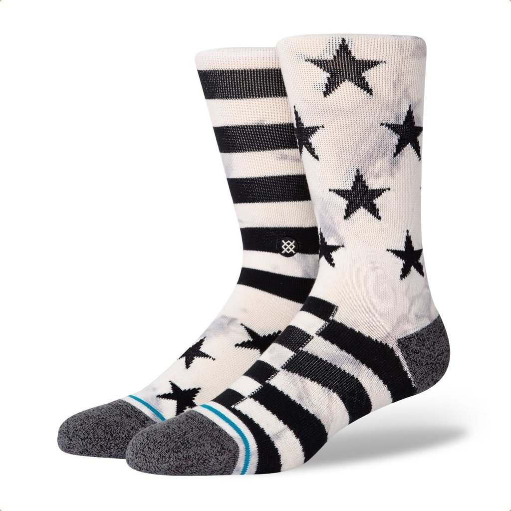 Stance Stance Sidereal 2 Light Cushion Sock Grey L