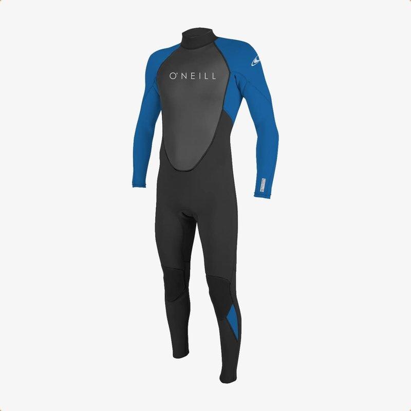O'Neill O'Neill Youth Reactor-2 3/2mm Back Zip Full Wetsuit Black/Ocean