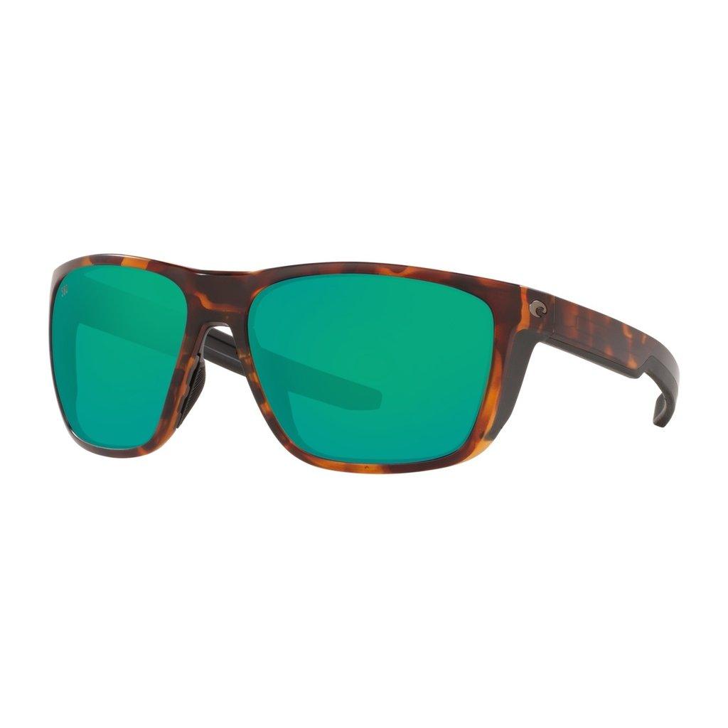 Costa Costa Ferg Matte Tort Frame w/Green Mirror 580G