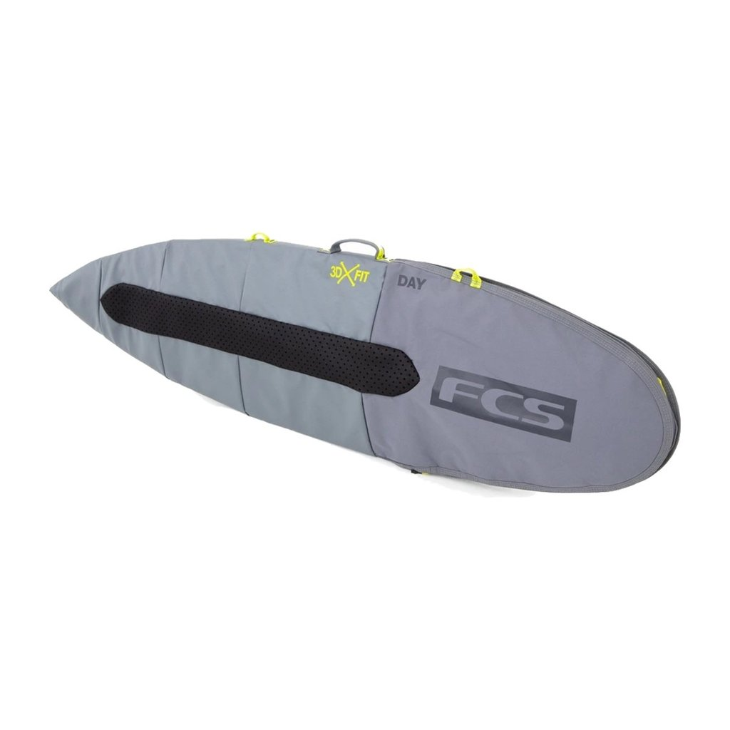 "FCS FCS 6'3"" Day All Purpose Board Bag Cool Grey"