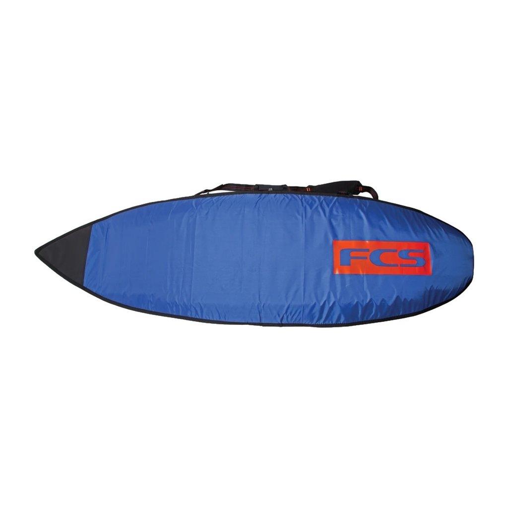 FCS FCS Classic Fun Board Bag Steel Blue/White