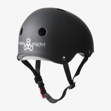 Triple Eight Triple Eight The Certified Sweatsaver Helmet Black Rubber
