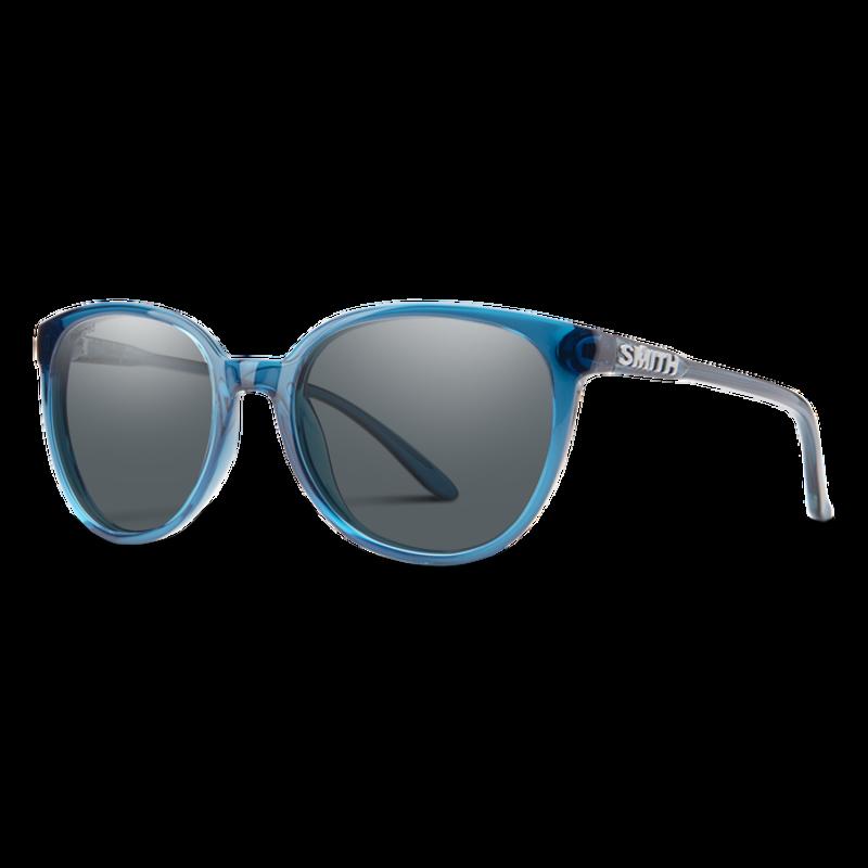 Smith Smith Cheetah Cool Blue/Polarized Gray