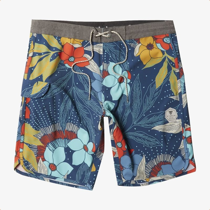 "Vissla Vissla Mo Bettah 20"" Boardshort Dark Denim"